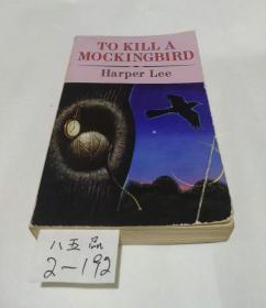 原装英文版To Kill a Mockingbird
