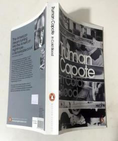 In Cold Blood:A True Account of a Multiple Murder and Its Consequences (Penguin Modern Classics)  英文原版  企鹅经典