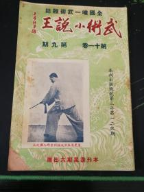 武术杂志:武术小说王  第十一卷  第九期