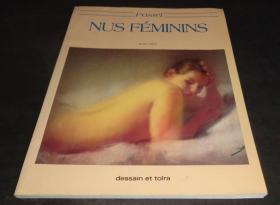 2手法文 Nus féminins : Pastel nude 女性粉彩 印的有点一般 sfb4