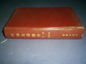 中学生语数外  初中版  1999年13—24期