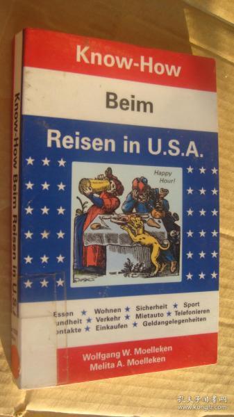 Know-How Beim Reisen in U.S.A