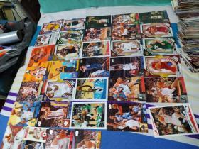 NBA球星卡《600张左右》