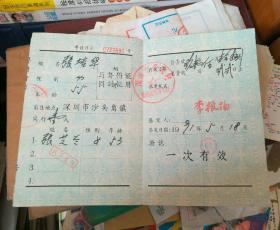 九十年代特许通行证