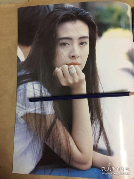 王祖贤写真彩页