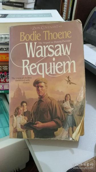 Warsaw Requiem (华沙安魂曲)THOENE BETHANYHOUSEPUBUSNERS  9781556611889