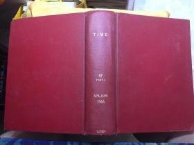 时代周刊1966年time杂志 卷87第13-25 英文版