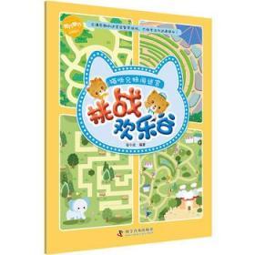 猫咪兄妹闯迷宫 挑战欢乐谷 正版  安小龙  9787110097854