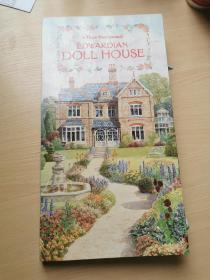 Edwardian doll house 纸娃屋 立体书