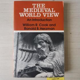 The medieval world view an Introduction history of medieval Europe 中世纪世界观导论 英文 原版