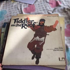 Fiddler on THE Roof   黑胶大唱片如图