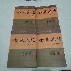 金光大道(1~4册套)
