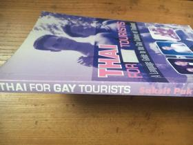 Thai for Gay Tourists: A Language Guide to the Gay Culture of Thailand  【英语 泰语】