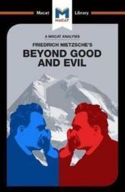 超越善恶 MACAT解读系列 英文原版 Beyond Good and Evil 哲理 哲学