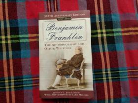 Benjamin Franklin The Autobiography 富兰克林自传