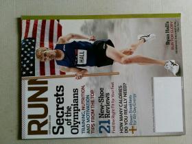 Runners World 2008/09 跑步者世界体育运动健身原版时尚外文杂志
