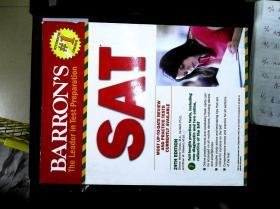 Barrons SAT: 29th Revised edition