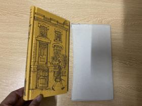 (配书匣)The Diary of a Nobody 小人物日记,钱钟书一家都喜欢这作品,著名的Folio Society出版,精装