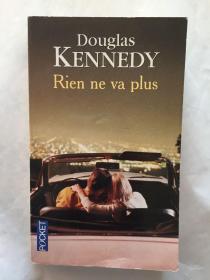 Rien ne va plus 什么都不再(French Edition)法文书法语书(外文原版)