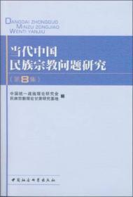 当代中国民族宗教问题研究(第8集)