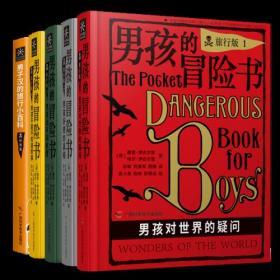 男孩的冒险书(全四册):旅行版1.·男孩对世界的疑问(精装)