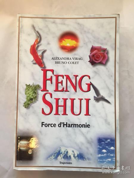 Feng shui : Force dharmonie风水,和谐的力量。法文书法语书(外文原版)