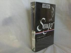 辛格小说选  Singer : Collected Stories - Gimpel the Fool to the Letter Writer