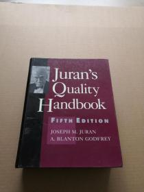 Juran`s Quality Handbook(FIFTH EDITION)