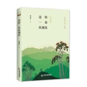 正版图书 中国书籍文学馆小说林:送你一束玫瑰花