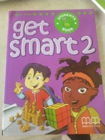 Get smart 2少儿英语原装正版送电子版资料