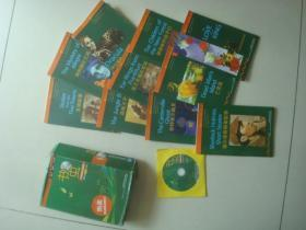 书虫·牛津英汉双语读物:2级(下)内有十本,有外盒 。附MP3..