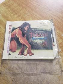 泰山电影原声大碟 CD(1张光盘)