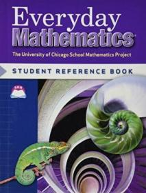 Everyday Mathematics: Student Reference Book, Grade 6