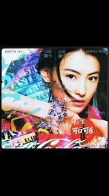 美女~张柏芝拼图充值卡6全,中国联通~可口可乐发行,仅供收藏