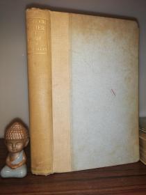 1922年 THE BOOK HUNTER AT HOME   限量500本  BY P.B.M. ALLAN   毛边本 26.2X17.5CM
