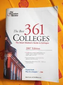 The Best361 COLLEGES The Smart Students Guide to Colleges 最好的361所大学 聪明学生的大学指南