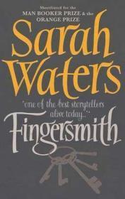 指匠情挑 英文原版 Fingersmith /Sarah Waters/ Virago