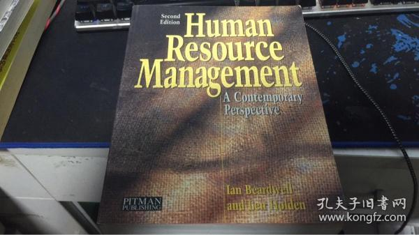 Human Resource Management: A Contemporary Perspective