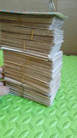 日本民国前后明信片730多张,绝大部分为实寄片