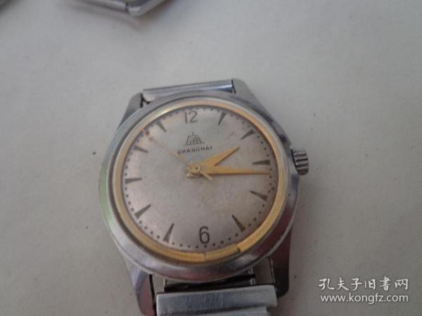 上海611手表,走时