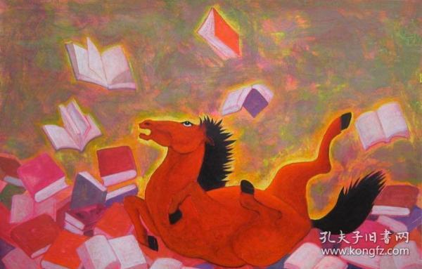 油画 优秀青年艺术家 郭柯君 作品,获各种大奖。一物一价,具体尺寸 价格详聊,8800元起