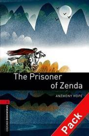 Oxford Bookworms Library Third Edition Stage 3: The Prisoner of Zenda (Book+CD)