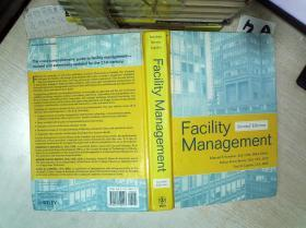 FACILITY MANAGEMENT SECOND EDITION 设施管理第二版 16开   01