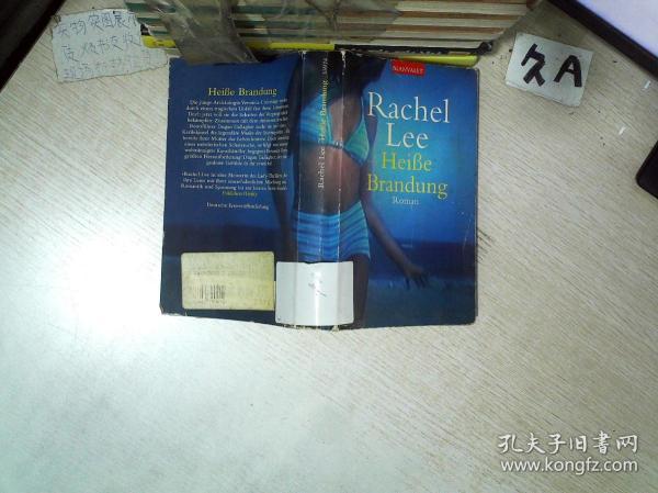 RACHEL LEE HEIBE BRANDUNG ROMAN 瑞秋·李·海贝·布兰登小说 32开   03