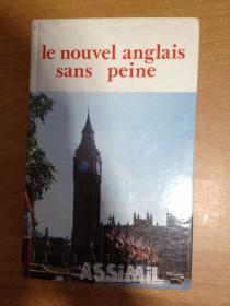 Le Nouvel Anglais Sans Peine 日常英语(法文版)