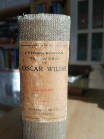 The writings of Oscar Wilde 百年精品