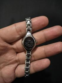 KIMIO(女式) 老电子石英手表(日本机芯)。   (当配件卖)