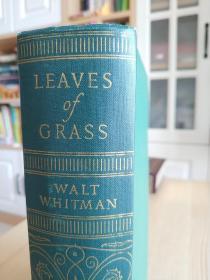 1931年版 惠特曼的草叶集Leaves of grass