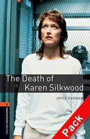 Oxford Bookworms Library Third Edition Stage 2: The Death of Karen Silkwood (Book+CD)