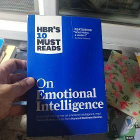 hbr's 10 must reads on emotional intelligence 内有些许笔记 英文原版正版